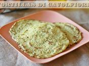 Tortillas cavolfiore Cauliflower tortillas