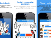 TalkRabbit, commenta modo anonimo all'interno bacheca Facebook