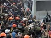 Ucraina: l'atto finale scontro potrebbe portare fascisti potere