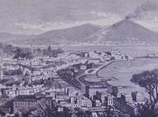 Passeggiata vecchia città Partenope Napoli Retrò