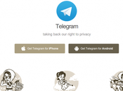 Telegram: un'alternativa valida gratuita Whatsapp