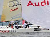 Vela Audi Melges Sailing Team quarto West
