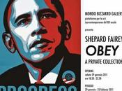 Obey Roma -Shepard Fairey Private Collection'