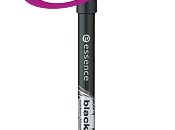 Review: Essence Black Mania carbon black gloss pencil