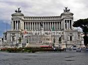 Roma città eterna. Piazza Venezia Campidoglio.