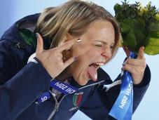 """Sochi 2014, ecco bilancio italiano: nessuna medaglia d'oro, legno"""""""