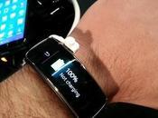 Samsung Galaxy Gear Fit: Scheda Tecnica Immagini