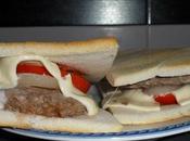 Hamburger vecchio stile