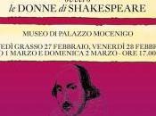 Women Love, donne Shakespeare Palazzo Mocenigo