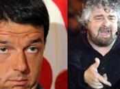 Renzi, Grillo grande balena italica