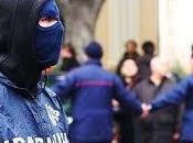 Sacra Corona Unita arresti droga estorsione