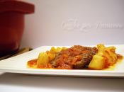 Brasato rosso Patate