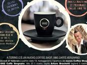 Inaugurazione Caffè Vergnano.
