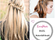 "LoveHair D.I.Y Waterfall Braid [aka ""treccia cascata""]"