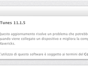 Apple rilascia iTunes 11.1.5