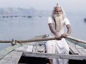 Uomini santi dell'India ritratti sorprendenti fotografo Joey