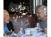 Michael Kirk Douglas pranzo insieme (foto)
