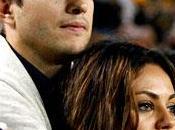 Ashton Kutcher Mila Kunis prossimi sposi Ecco l'enorme anello fidanzamento