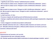 """""""Alimentazione secondo natura dell'animale sano malato. Microscopia campo oscuro intolleranze alimentari"""" Parma, Aprile 2014 Sede: EgoCenter, Ambris Parma."""