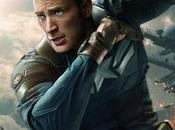 Chris Evans Steve Rogers nuovo splendido poster Captain America: Winter Soldier