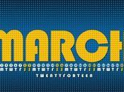 wallpaper calendario Marzo 2014