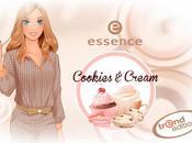 BEAUTY Essence presenta dolcissima collezione make Cookies Cream primavera