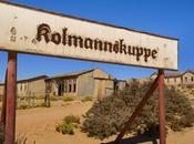Kolmanskop, ghost town della Namibia