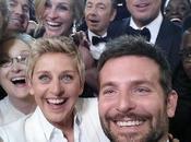 Notte degli Oscar 2014 Twitter. Grande Bellezza selfie