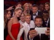 Oscar 2014, selfie ritwittato sempre divi Hollywood (foto)