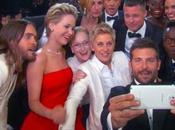Curiosità: selfie twittato della storia stato scattato Samsung Galaxy Note