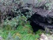 Grotte monti vulcano