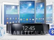 Samsung Galaxy confermati un'immagine