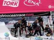 Helly Hansen Team insieme Volvo Ocean Race