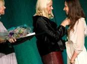Leila Hafzi premiata Oslo come miglior fashion brand sostenibile