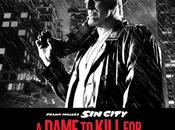 Mickey Rourke Marv primo artwork promozionale City: Dame Kill