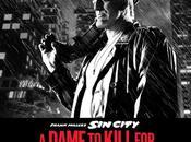 Mickey Rourke Marv primo artwork promozionale City: Dame Kill