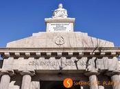 cimitero Poblenou; luogo sconosciuto della città Barcellona