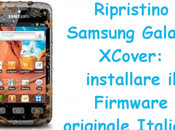 Modding Samsung Galaxy XCover S5690: permessi Root Recovery modificata