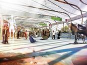Expo 2015, Padiglione Italia. piazza dove nascono idee