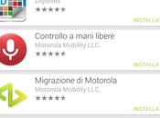 Come attivare lettura vocale delle notifiche Motorola Moto