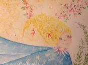 Illustrazione marzo..Fata Mimosa