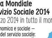 Giornata mondiale Servizio Sociale World Social Work Day, 2014