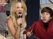 Bang Theory materiale promozionale diciassettesimo episodio Friendship Turbulence