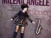 Milena Angele' presenta Roma album Resiliency