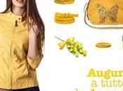 Yellow obsession Women's celebration