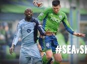 Seattle Sounders-Sporting Kansas City 1-0, video highlights