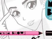 Anteprima Swatch Manga Brows Neve Cosmetics
