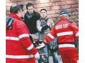 """Fiorello, insanguinato barella dopo incidente: foto esclusive """"Gente"""""""