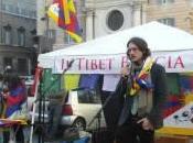 Roma, marzo. L'Italia Tibet: ricordo della strage Lhasa compiuta 1959. testimonianza.