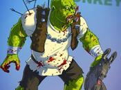 vera natura Shrek